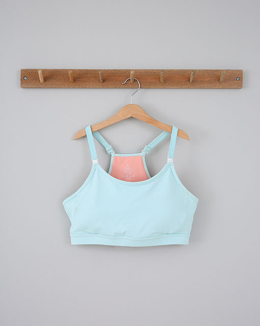 breastfeeding nursing sports bra